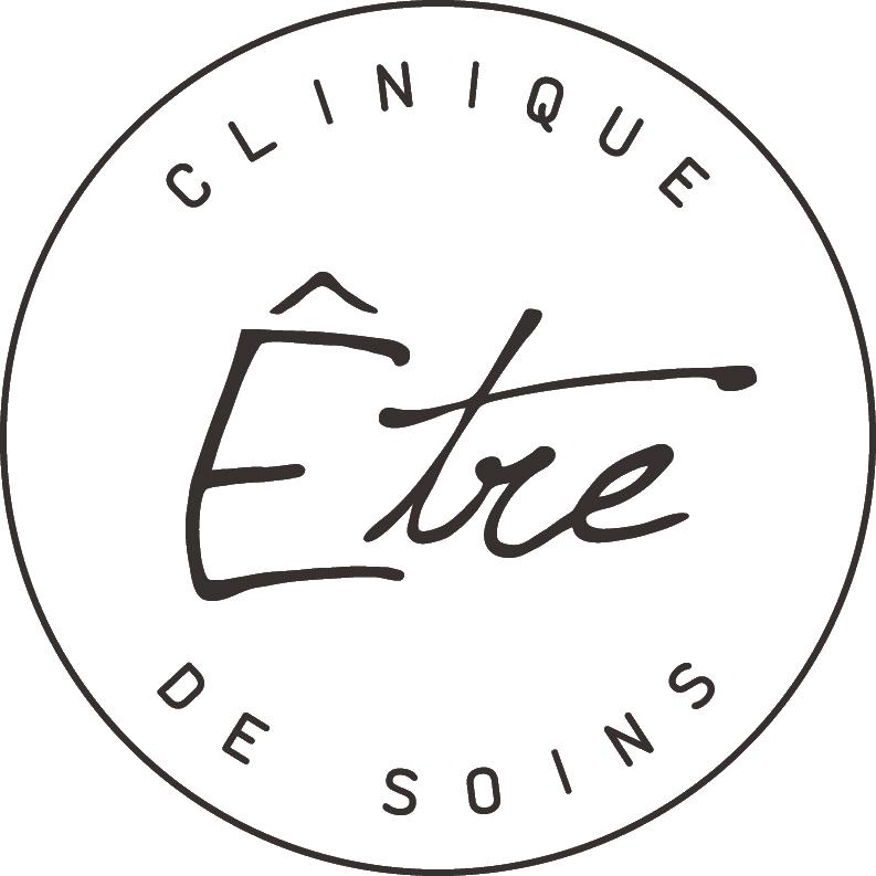 Logo de la clinique de soins Être à Québec