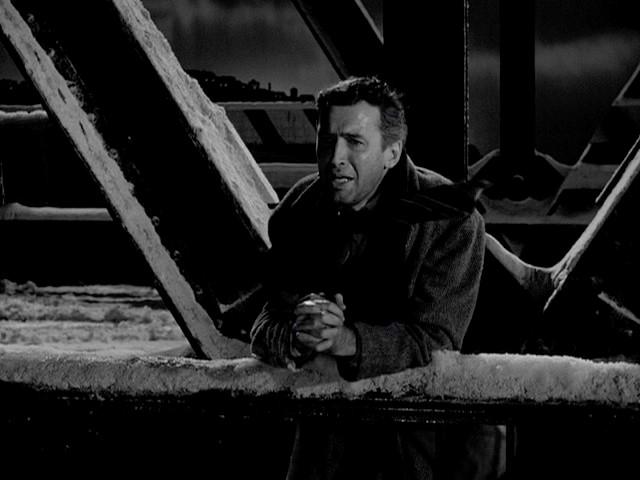 Comment trouver sa mission de vie : George Bailey sur un pont à 2 pas du suicide