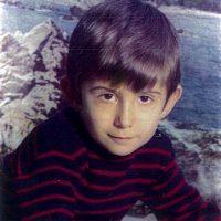 Photo de J-F Clausse enfant